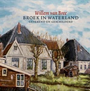 Willem van Bree voorkant boekje